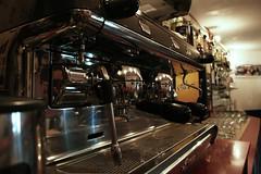 Italian Coffe (Salvatore Galiotta) Tags: italy art yellow breakfast bar canon italian italia afternoon luci coffe colori caff lecce sigaretta martano 400d canoniani salvatoregaliotta