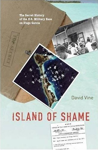 Island of Shame Book Cover
