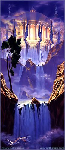 Zion, City of God