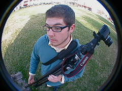 Focus (rockonemokids) Tags: camera boy cute boyfriend glasses photos hott hansom
