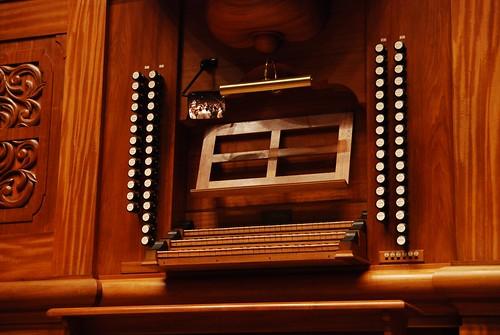 管風琴照後鏡