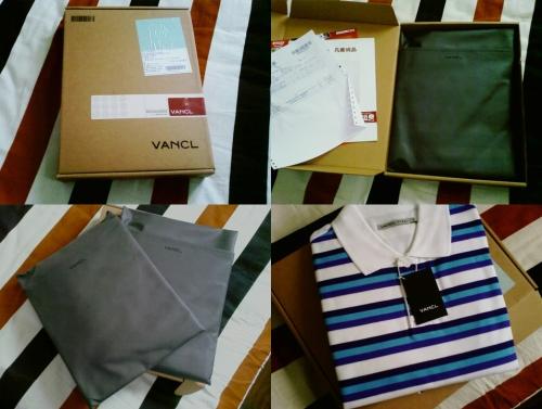 VANCL包装图——超赞