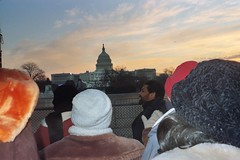 Inauguration 09 - 06 (ybbor) Tags: sunrise washingtondc dc washington capitol obama inauguration inauguration09