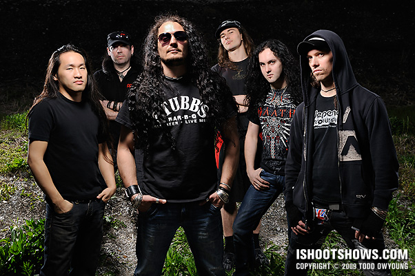 DragonForce Promos