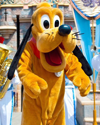 disney characters. Disney Characters *Pluto*