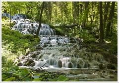 Waterfall (Csibyy) Tags: waterfall nikon slow 2880 d80 szilvasvarad