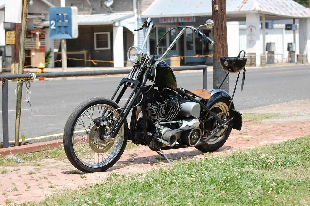 Old School Chopper