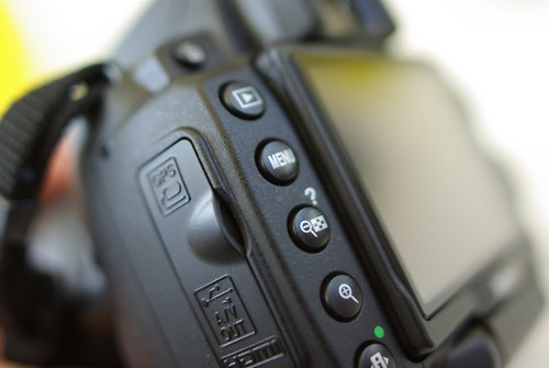 side button of D5000 (by HAMACHI!)