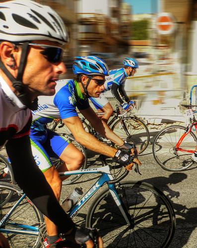 Ciclismo en Andalucía