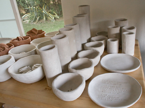 Plates, Bowls, Vases