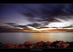 Shine on You (Christolakis) Tags: longexposure sunrise soe wellingtonpoint blueribbonwinner supershot nohdr mywinners abigfave diamondclassphotographer theperfectphotographer magicdonkeysbest