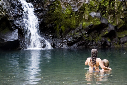 Togitogiga Waterfalls