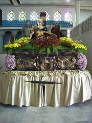 Pieta -- Banga, Aklan (Leo Cloma) Tags: santa philippines holy week semana pieta aklan banga cloma