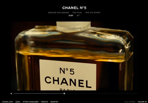 CHANEL N°5 The Film