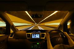 tunnel (tdub303) Tags: noah light japan drive driving trails tunnel toyota sanyo okayama