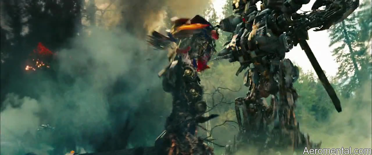 Transformers 2 Blackout