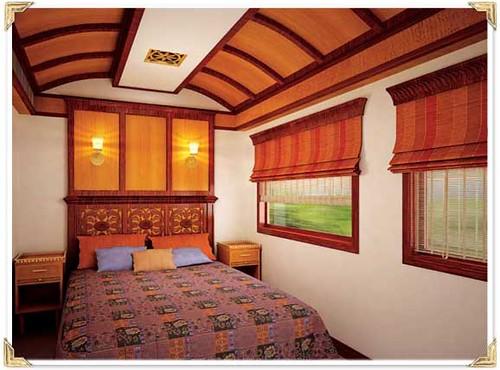 Maharajas Express cabin junior
