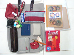 What's in my bag? 11-May-09