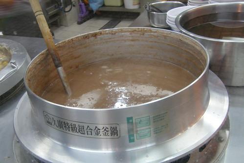 [點心] 北港甜湯、燒麻糬、米糕粥 (6)