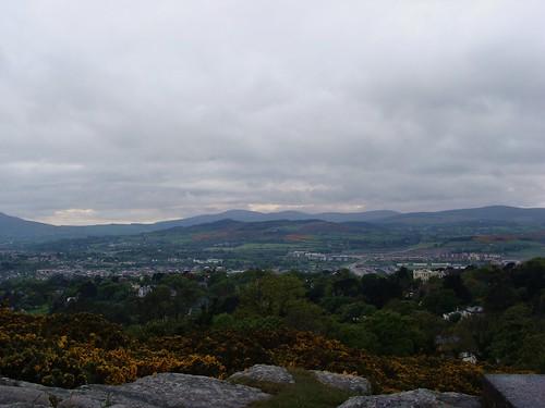 Dalkey Hill Rainy 008