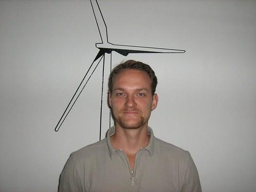 Alexander Pescatore, Gerente Desarrollo; natural Wind