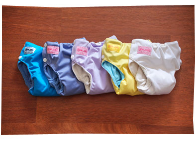 Bumwear Cloth Nappies / Diapers