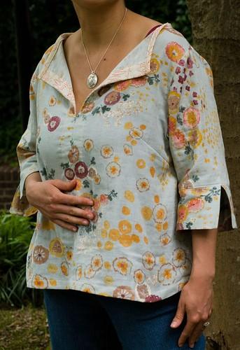 summer blouse 3