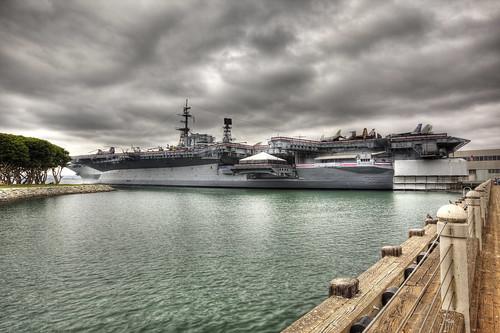 U.S.S. Midway (San Diego, CA)