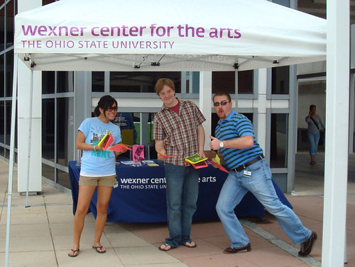 Wexner Center Outreach