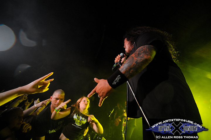 Chuck Billy fan appreciation!