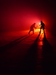 /\ ...  (MayteVidri) Tags: shadow red people e
