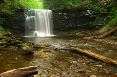 A Landscape Visit with Harrison (VermontDreams) Tags: waterfall pennsylvania falls explore pa waterfalls rickettsglen rickettsglenstatepark luzernecounty harrisonwright wnywaterfallers