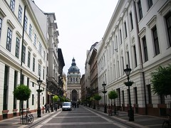 Budapest in Hungary - In the Streets #2