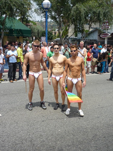 2009 LA Gay Pride by you.