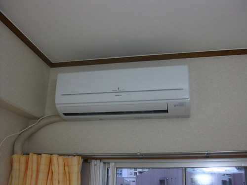 0025 Air-conditioner / Heater (Hitachi)