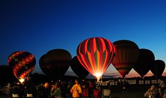 Our little Air Balloon Fest, Wellington Ohio (catmonster1960) Tags: summer hotairballoons balloonfest wellingtonoh