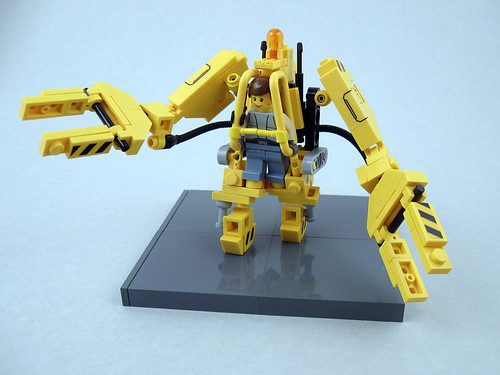 The Power Loader from Aliens