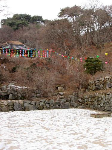 Seokguram winter