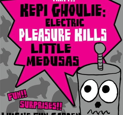 Kepi Ghoulie, at Church