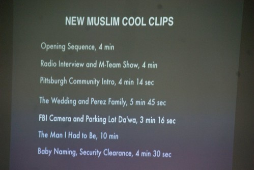 New Muslim Cool discussion at Berkeley