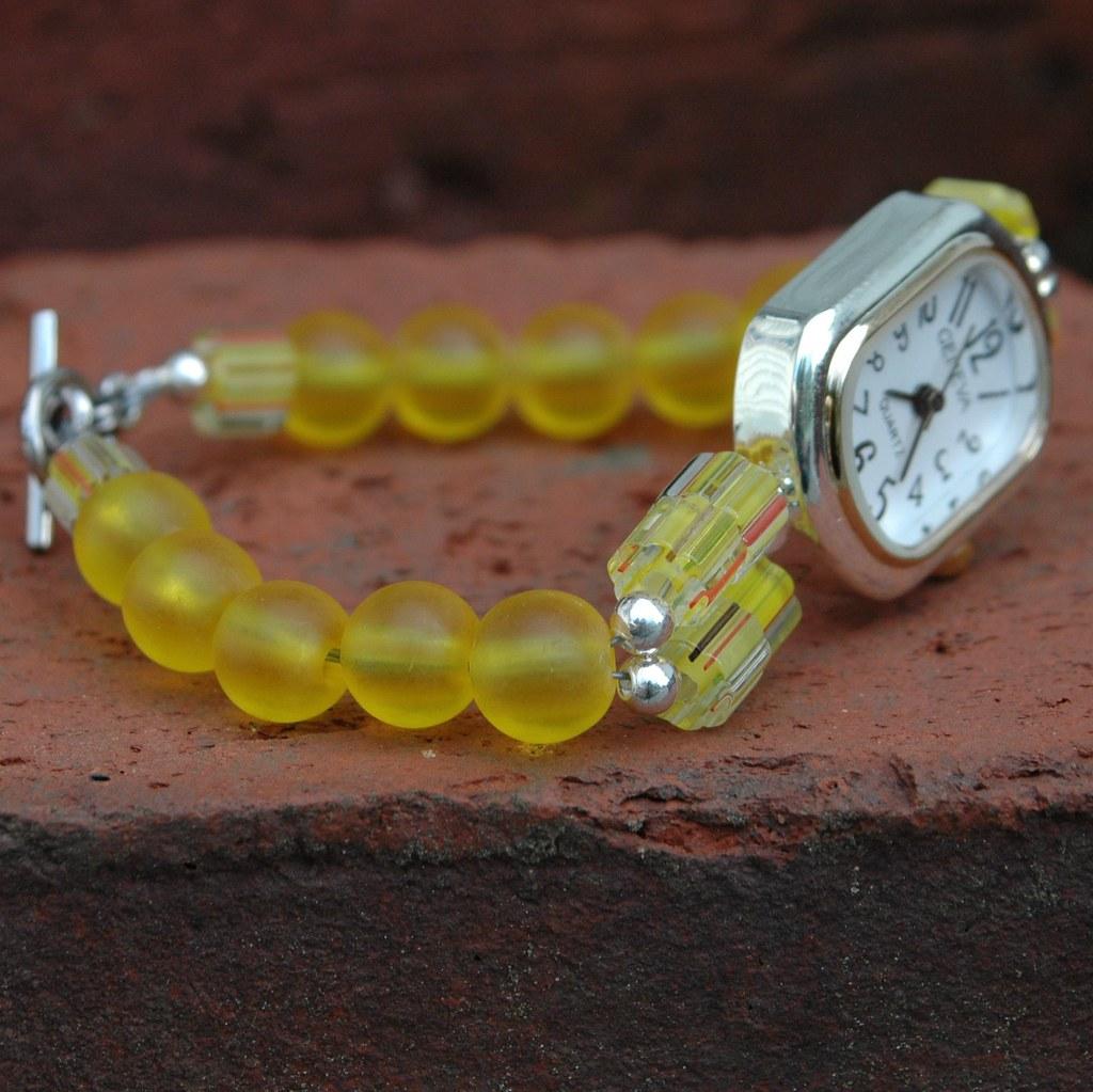 goldenrod watch