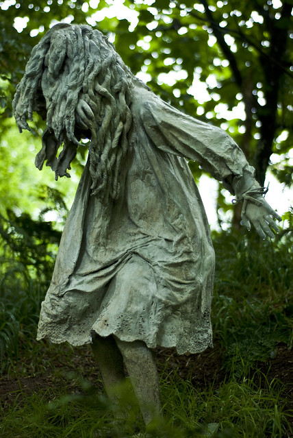 Weeping Girls, Laura Ford