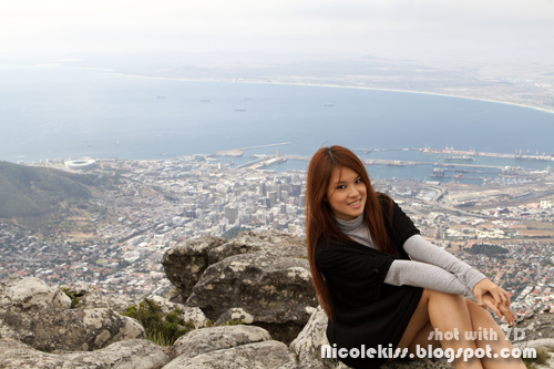 chilling on table mountain 3