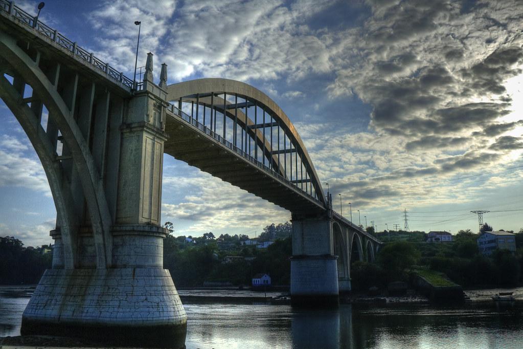 """Puente de """"El Pedrido"""" / """"El Pedrido"""" bridge"""