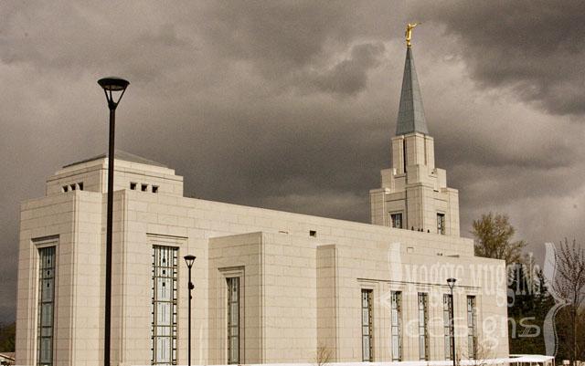 Vancouver LDS Temple