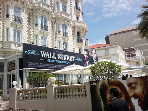 Wall Street on Croisette