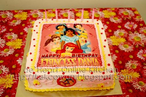 Cake Princess Dania