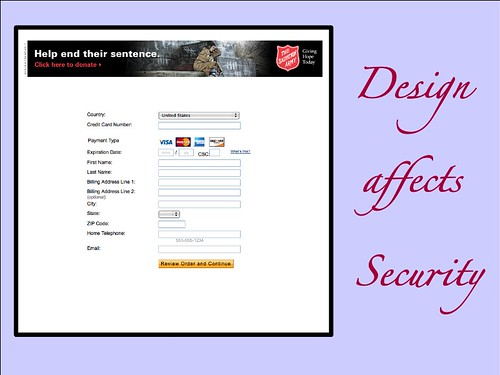 w2sp: Slide 18: Design choices affect security