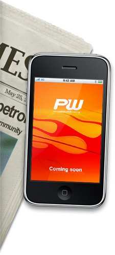 PetrolWatch iPhone App - Coming soon!