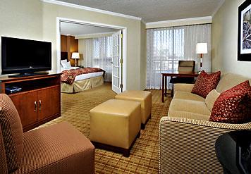 Scottsdale Marriott Suites Old Town: Standard Suite